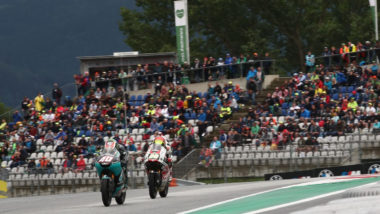 Binder takes StyrianGP sixth after slick tyre gamble