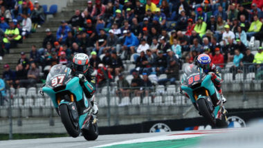 Vierge starts second half of season with top-ten at StyrianGP