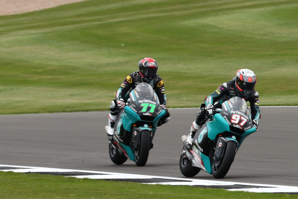Vierge secures important top-14 spot on opening day of action at Silverstone