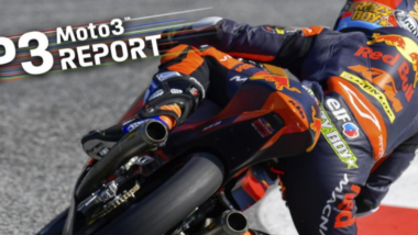 Sasaki recovers from early crash to lead Q2 charge