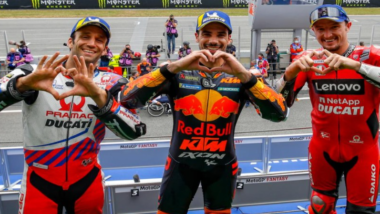 Ducati turf? KTM territory? Styria set to stage a showdown