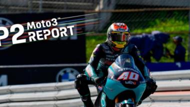 Petronas on the double as Binder leads McPhee