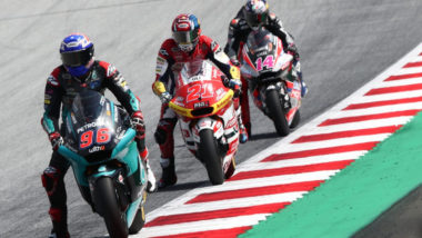 Dixon 11th for second consecutive weekend at Spielberg