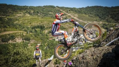 Final stretch for Repsol Honda Team in the Trial World Championship