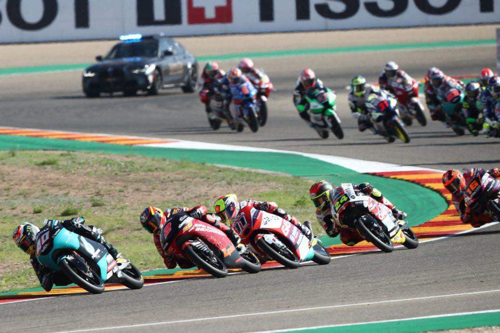 Binder left wanting more after ending AragonGP seventh