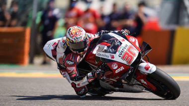 Top 10 for Taka on landmark day in GP career